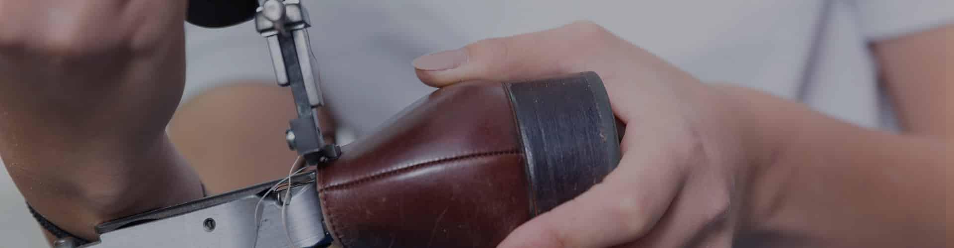 Gangauf Orthopädie Header Schuhzurichtung und Schuhreparatur